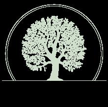 Logo des Waldfriedhofs Zwickauer Land ohne Schrift
