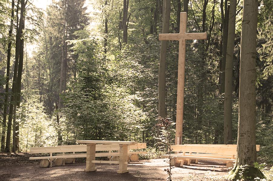 Herzlich Willkommen im Waldfriedhof Zwickauer Land